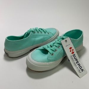 SUPERGA Womens 2750 Cotu Classic Low Top Lace Up